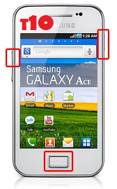 How To Reset Galaxy Centura Phone