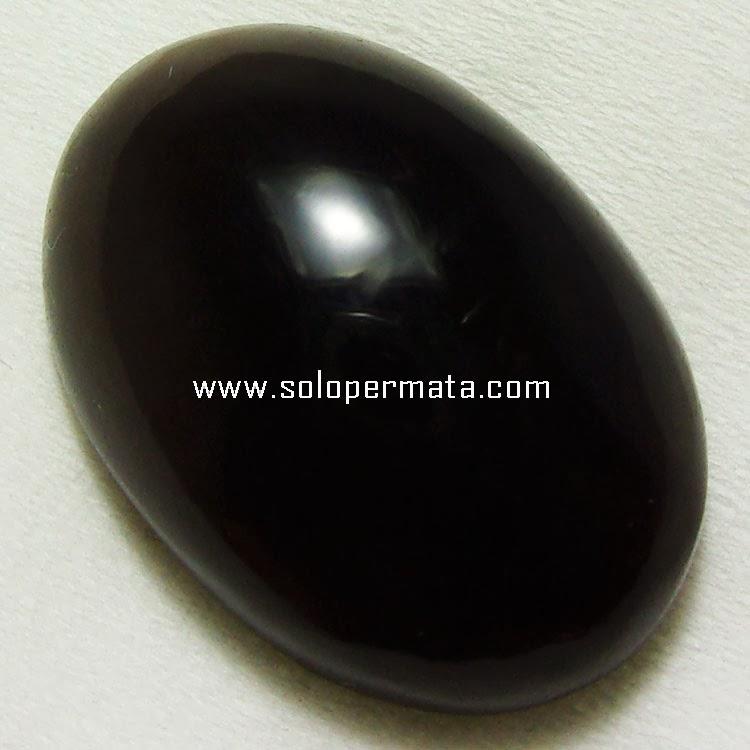 Batu Permata Kecubung Wulung - Kode 06A05
