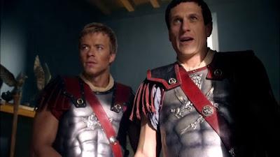 Spartacus: La venganza - Temporada 2 - Audio Latino - 2x06