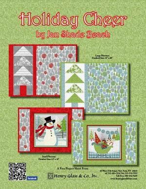 http://www.henryglassfabrics.com/project/holiday-cheer-placemats/