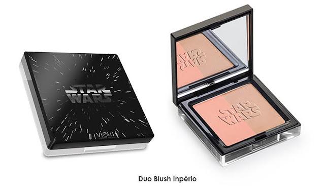 Coleção de maquiagem Star Wars - Duo Blush Império