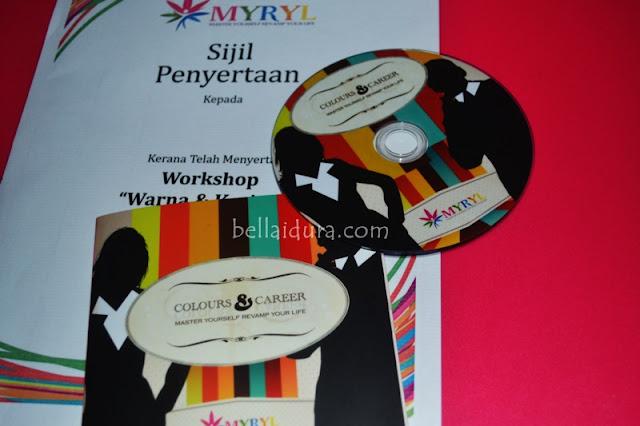Panduan Memilih Kerjaya-DVD MYRYL
