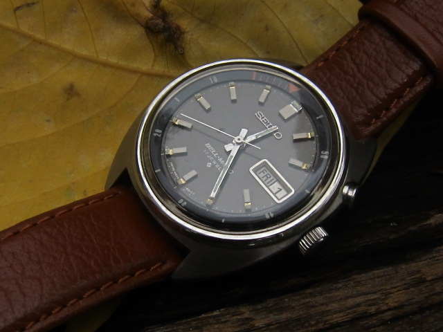seiko bell matic 17 jewels instructions