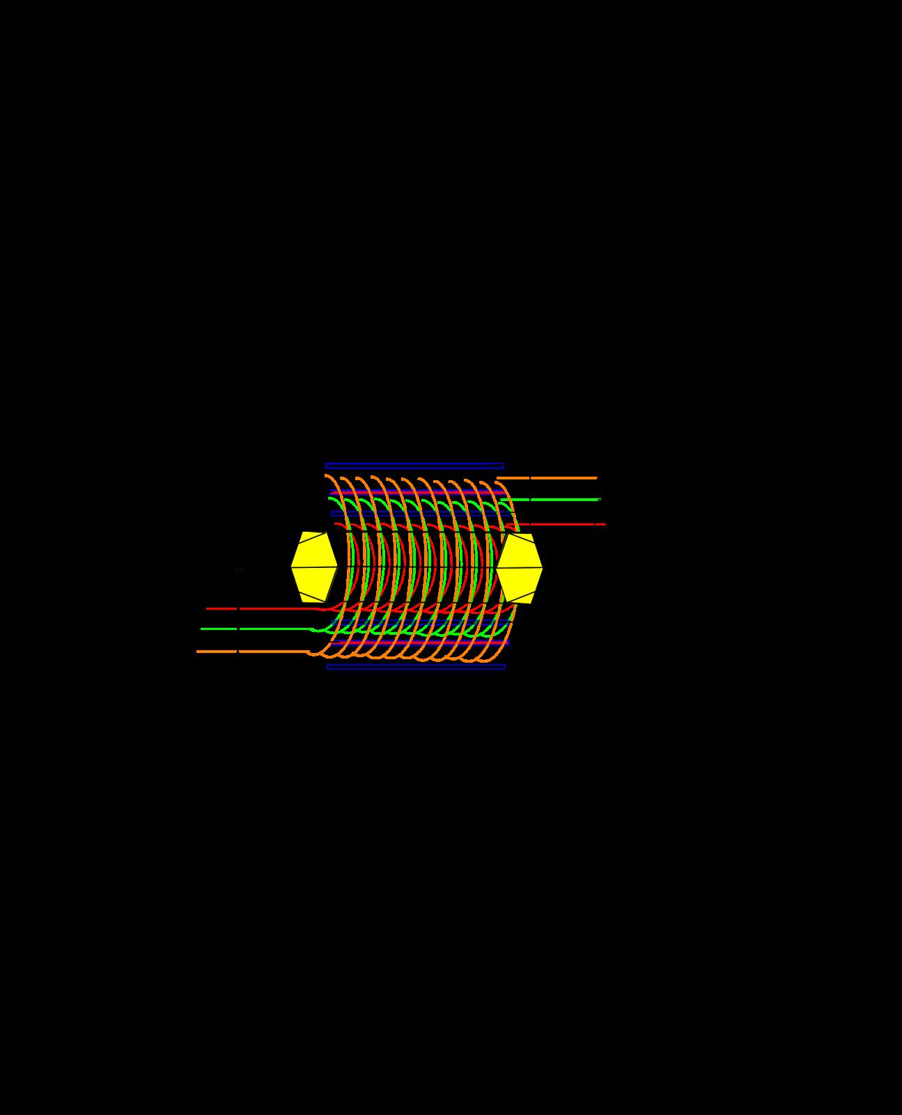 Schema Quarz elektrischer Generator als Bilder | quarzgenerator