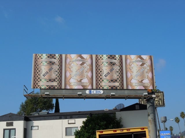Beau Joie champagne billboard