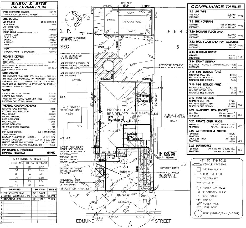 New Lindfield House Plans 2 Storey Electrical Plan In Full