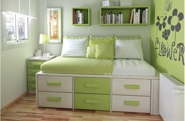 How To Maximize Space In A Small Bedroom how to save space in your small bedroom
