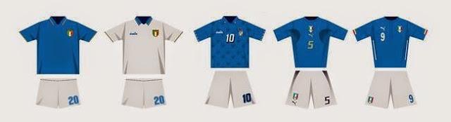 2014義大利球衣