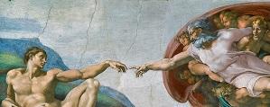"""""""La création d'Adam"""" ... cuvée année 1964."""