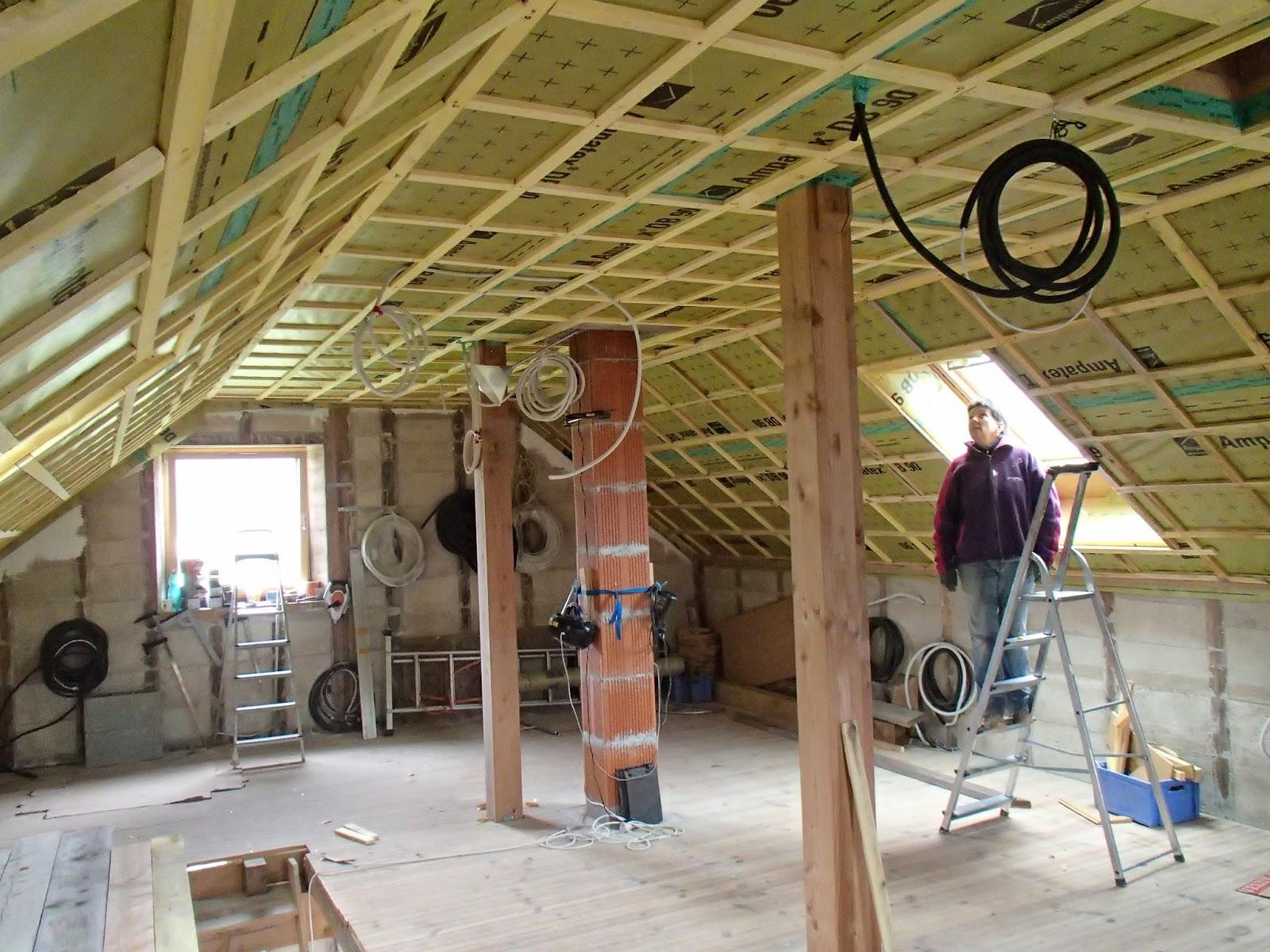 Autoconstruction bois et paille en vall e d 39 ossau 64 for Mise en place pare vapeur