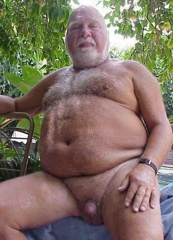 Los chicos gordos se desnudan