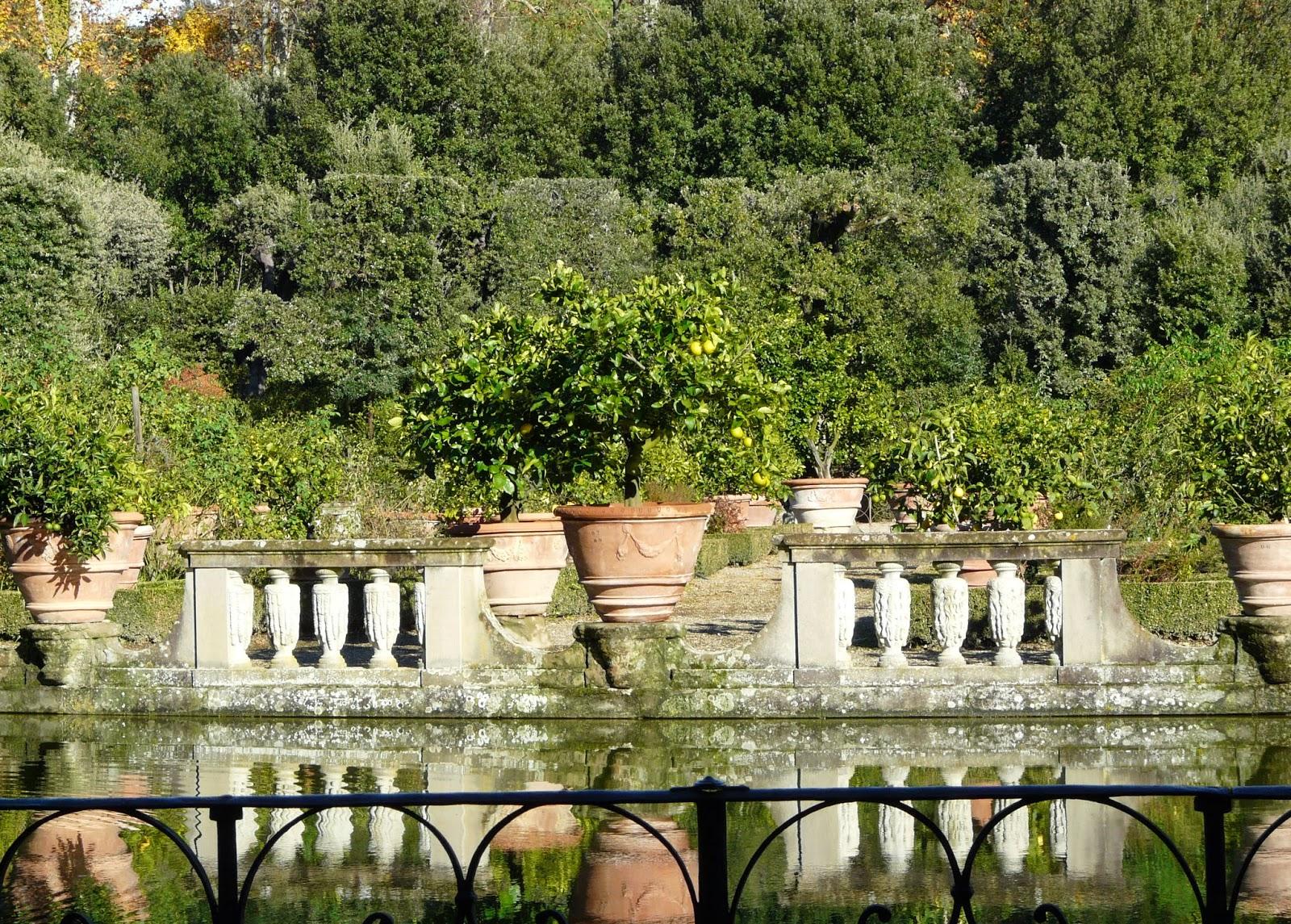 Ilclanmariapia andar per parchi i giardini di boboli - I giardini di boboli ...