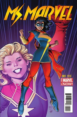 New Ms. Marvel set to be a Pakistani-American Teenager