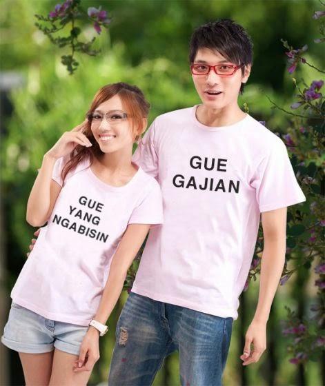 Ide Kaos Couple Paling Gokil