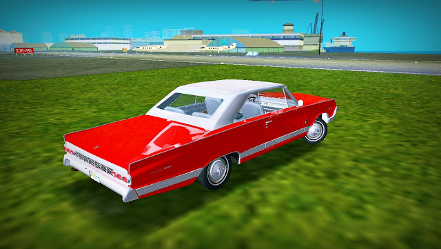 Mercury Park Lane 1964 GTA Vice City