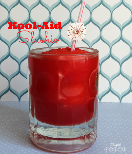 Kool-Aid Slushie from Blissful Roots