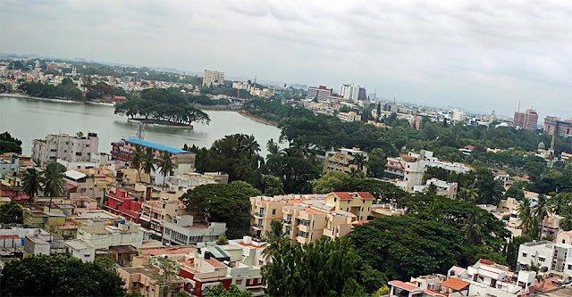 Bangalore's Ulsoor lake