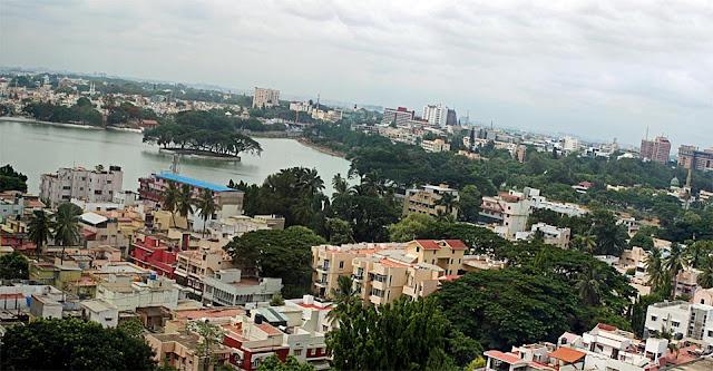 Bangalore's Ulsoor lake