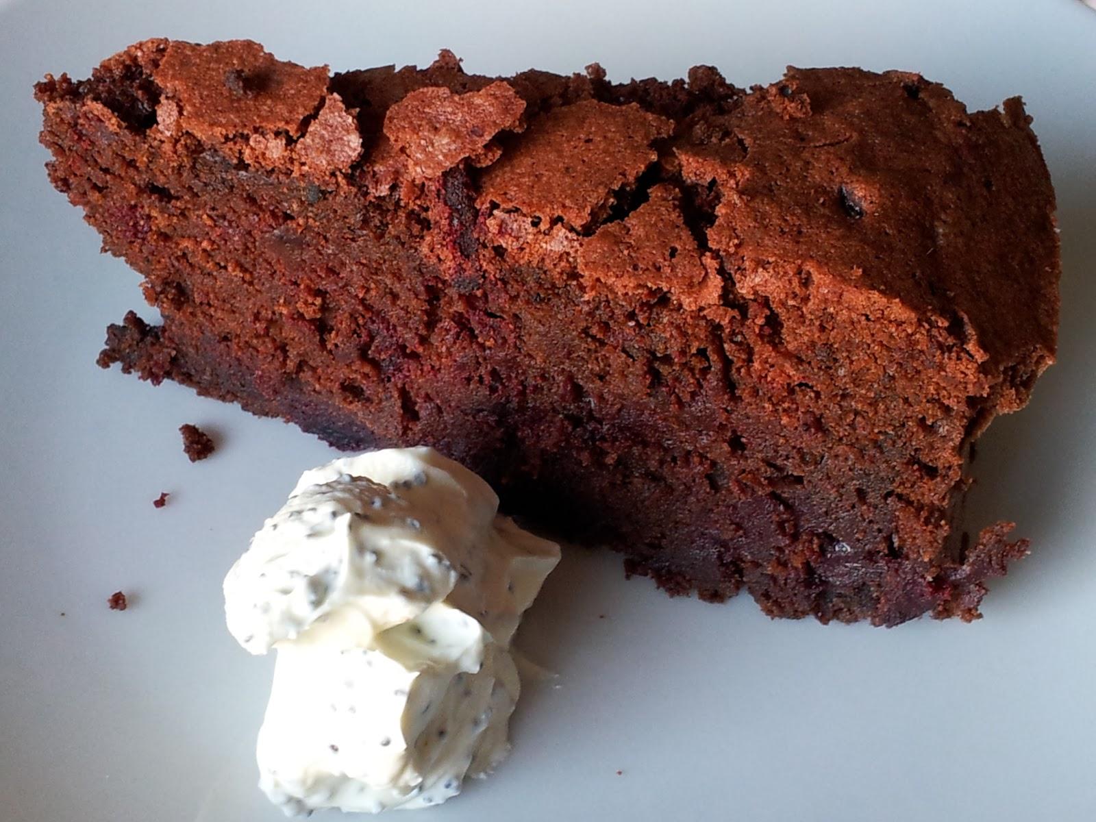 Moist Chocolate-Beet Cake Recipe — Dishmaps