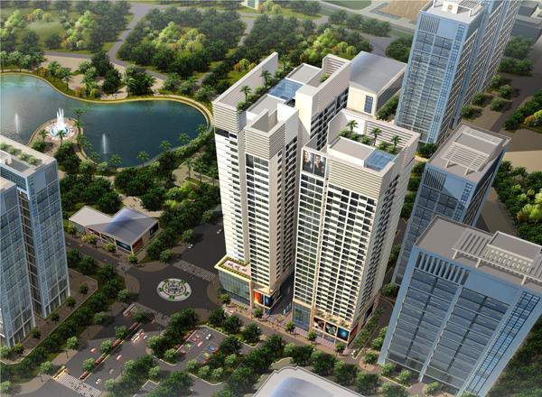 Chung Cư Ngoại Giao Đoàn N03 T3 T4 Horizon Tower