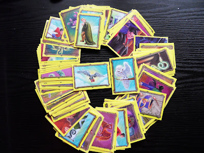 Harry Potter collector cards