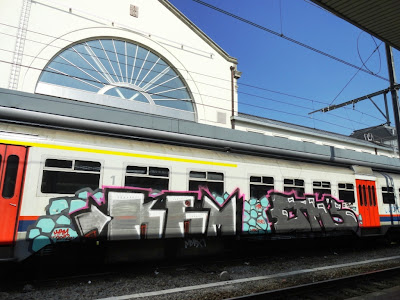 KRM graffiti ETMS