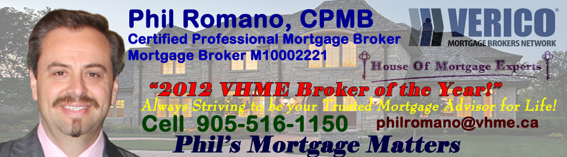 Phil's Mortgage Matters