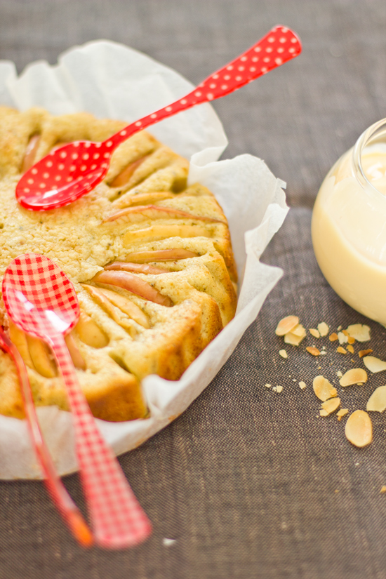Apple Cardamom Cake | Pinnutty.com