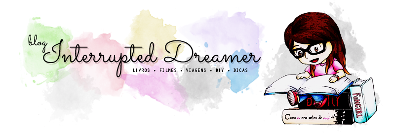 Blog Interrupted Dreamer