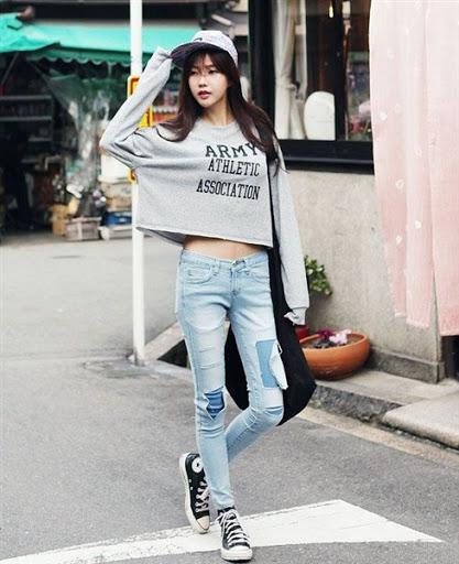 gaya fashion remaja korea 2015 blackhairstylecuts