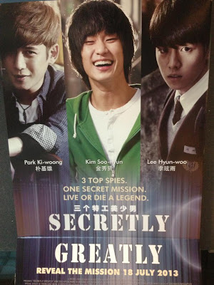 Secretly, Greatly - Mykedai 2U