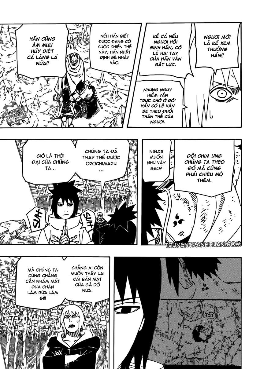 Naruto - Chapter 593 - Pic 3