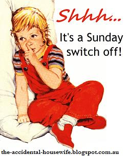 Sunday Switch Off