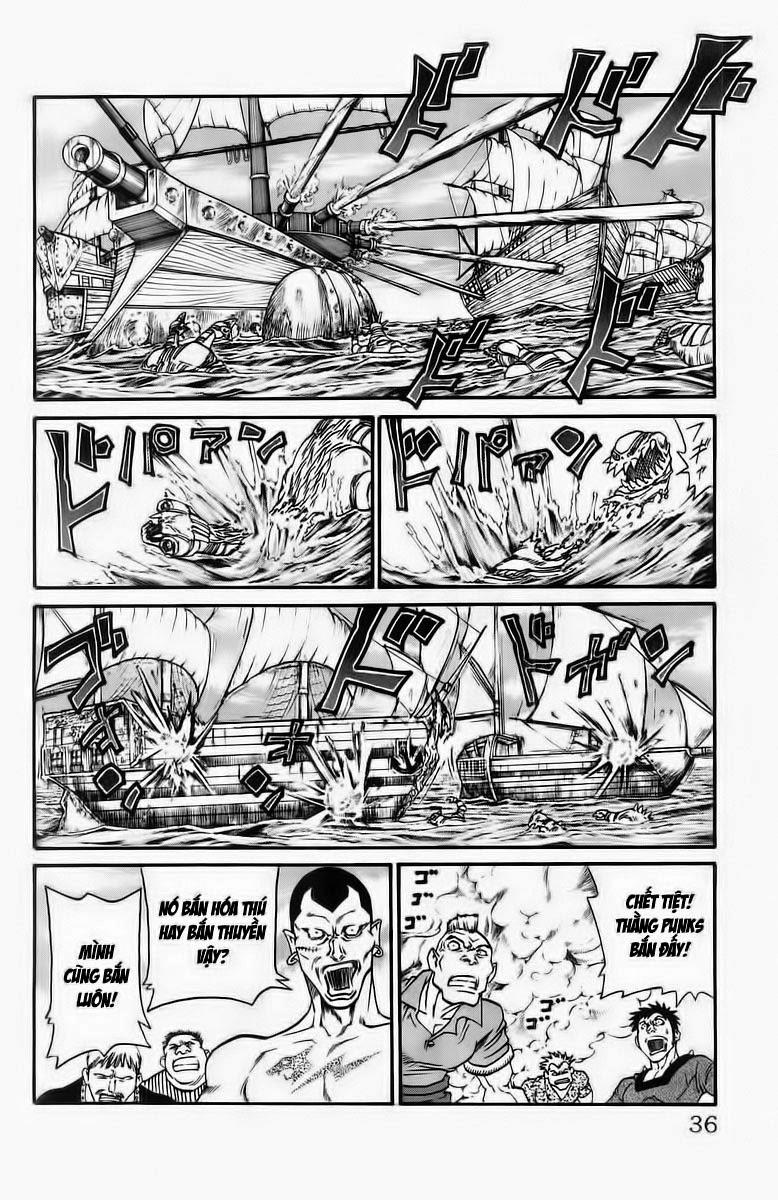 Vua Trên Biển – Coco Full Ahead chap 224 Trang 10 - Mangak.info