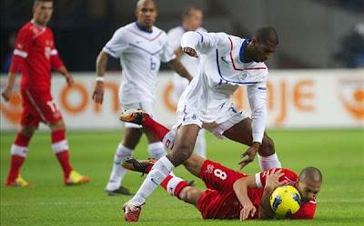 Holland 0 - 0 Switzerland (1)