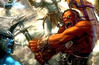 Mogul Khan (Axe)