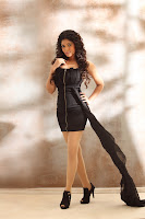 Bhanu, Latest, Photoshoot, In, Black