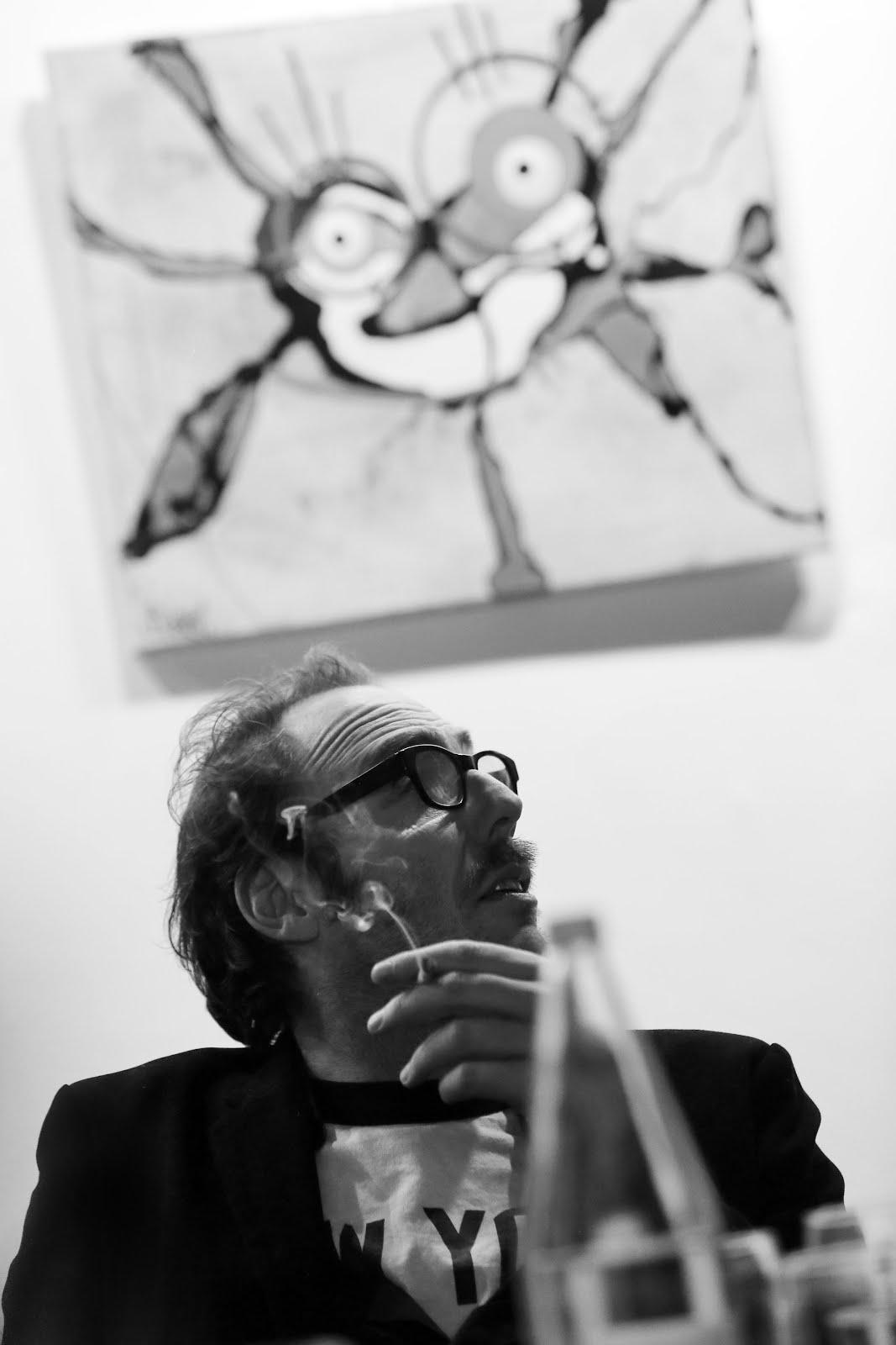 photo, portrait, philippe Rebbot, acteur, réalisateur, cinéma, © dominique houcmant