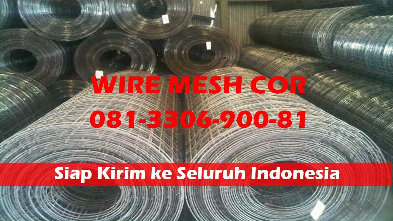 Distributor Wiremesh M8 Full Kirim ke Jombang Jawa Timur