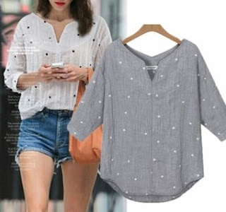 http://www.newdress.com/fashion-ladies-women-casual-vneck-medium-sleeve-print-loose-beach-tops-blouse-p-24859.html?utm_source=pin&utm_medium=cpc&utm_campaign=lena2YT-EvaAsensio