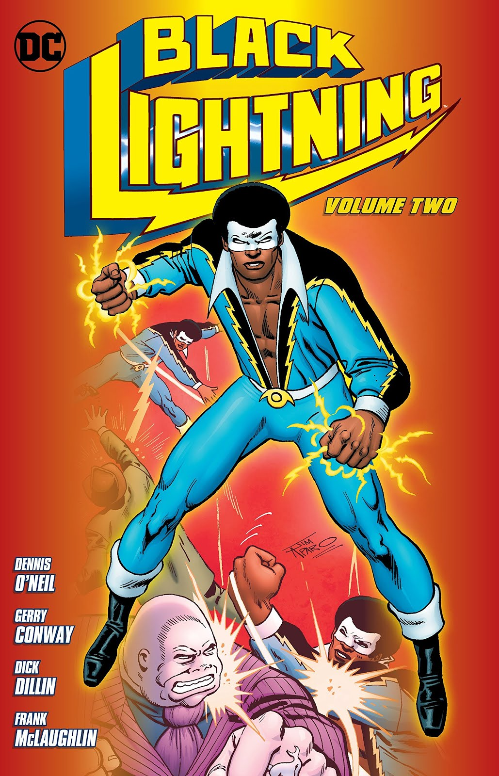 BLACK LIGHTNING VOLUME TWO