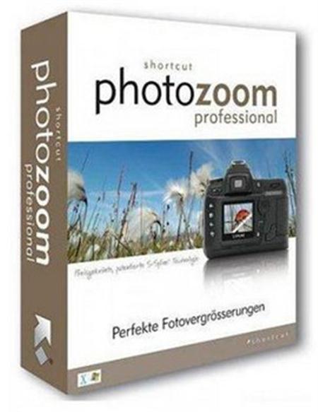 Benvista PhotoZoom Pro v5.0.2.0 portable