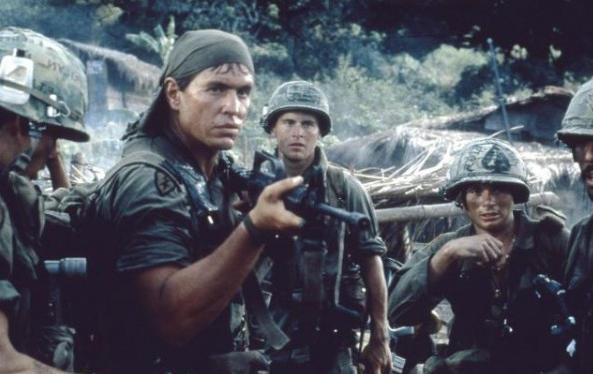 soldados platoon