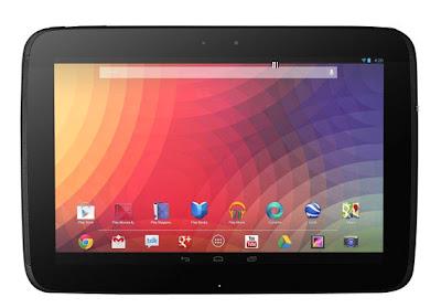 nexus 10 vs ipad 4 image   new gadgets, upcoming phone, gadget update   Gadget Pirate