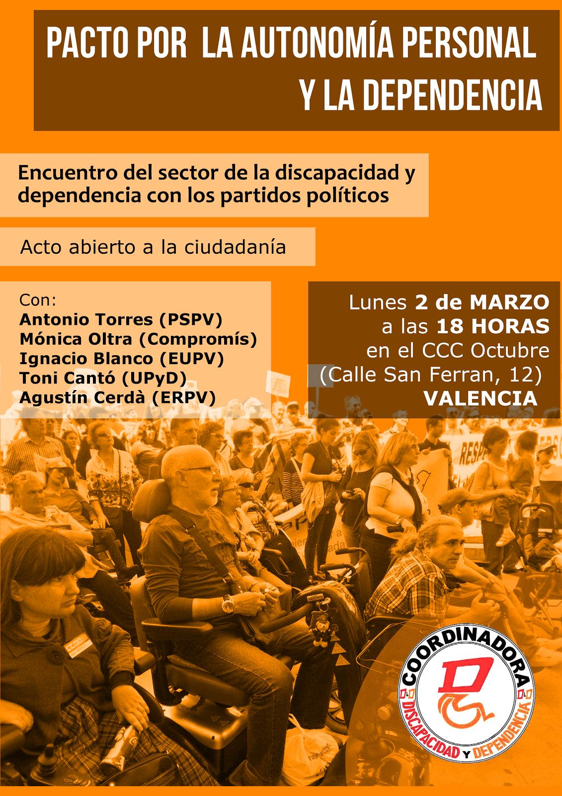 Pacto de políticos con la ciudadanía por la JUSTICIA SOCIAL
