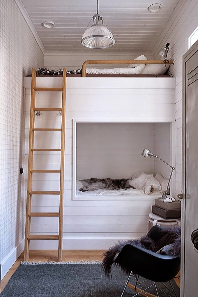 OHM Perfect Children Bunk Bed For Small Spaces