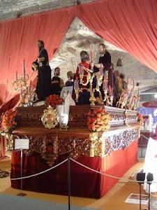 El Paso Apostolar en Munarco 2005