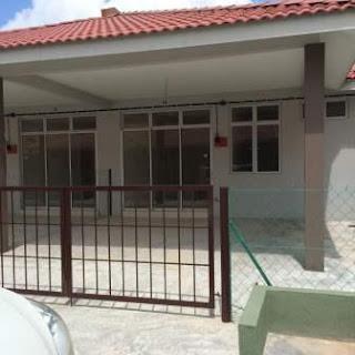 rumah pertama rumah baru