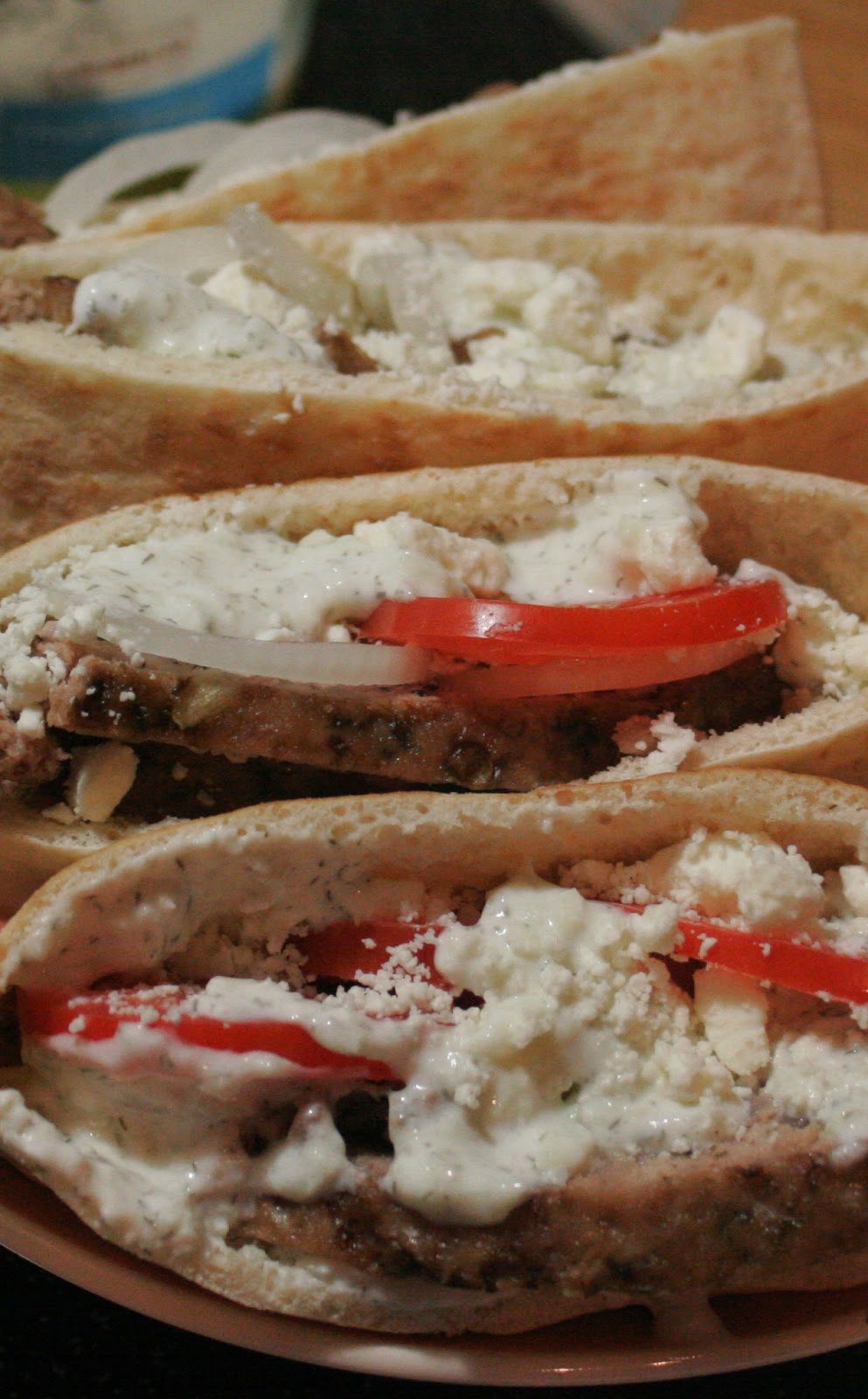 Easy Greek Gyro Meat Recipe