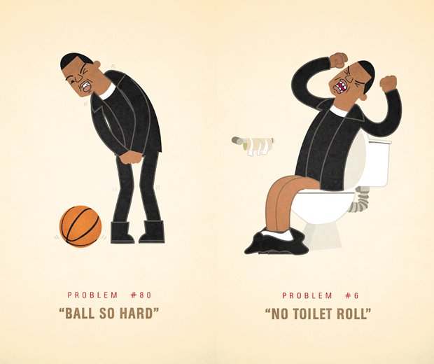 99 Problems Posters